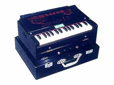 Wooden Harmonium SP/2.5-030-Black